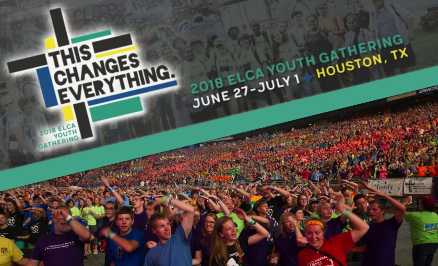 Embodied Faith: The ELCA Youth Gathering