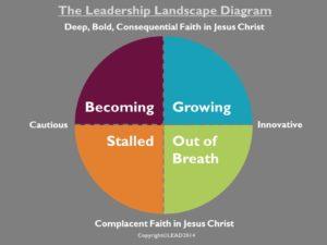 Leadership Landscape Graphic