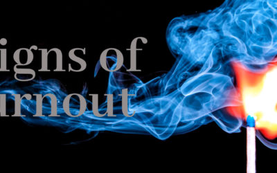 7 Signs of Ministry Burnout