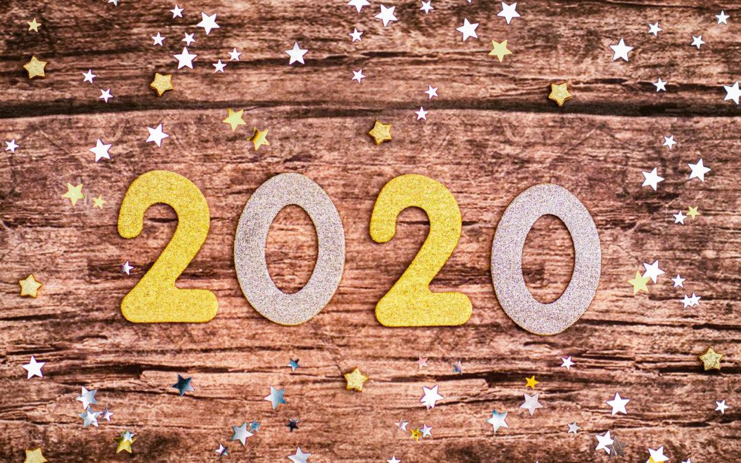 Happy 2020! Let's go!