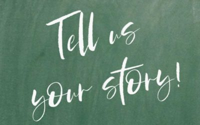 Tell Us Your Story: Leading faith at home